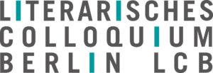 Logo: Literarisches Colloquium Berlin - LCB